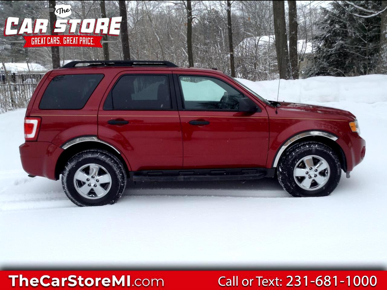 Ford Escape FWD 4dr I4 Auto XLT 2009