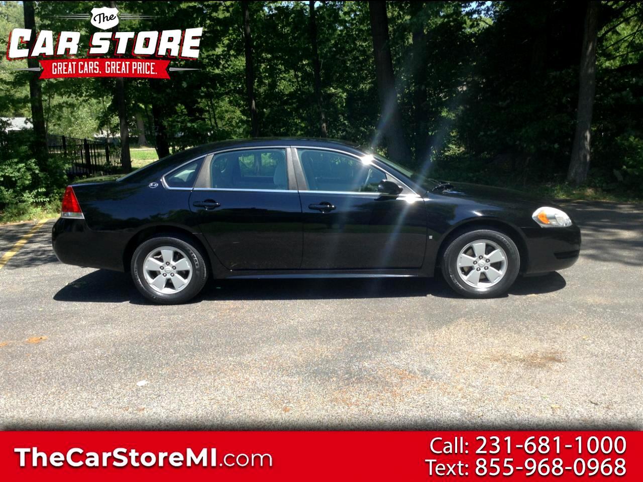 Chevrolet Impala 4dr Sdn 3.5L LT 2009