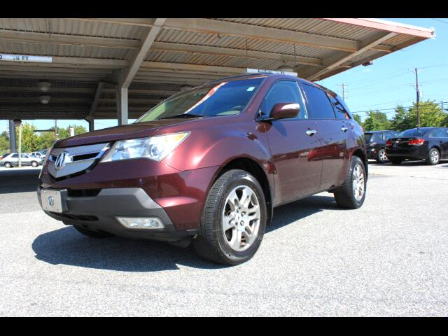 2008 Acura MDX 4dr SUV AT Touring