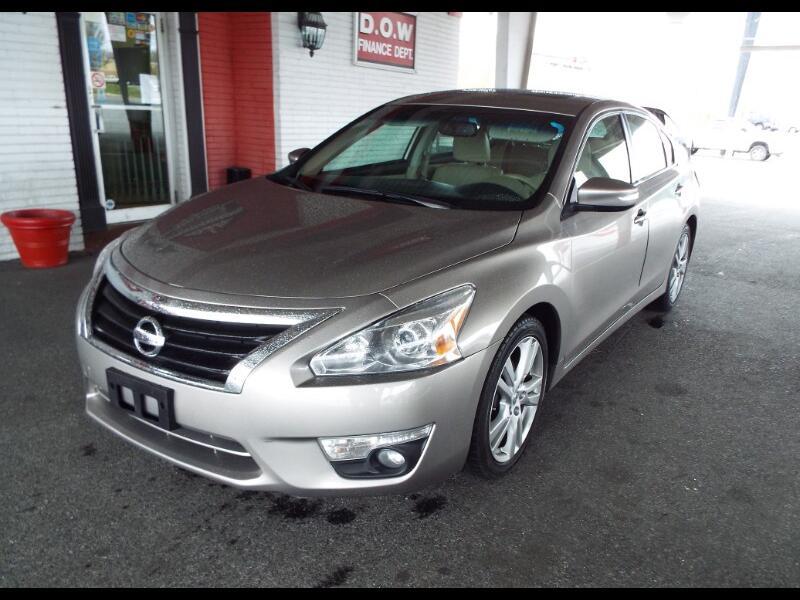 2014 Nissan Altima 3.5 SV