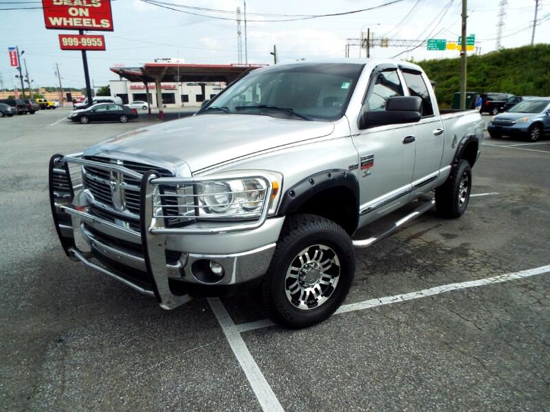 2008 Dodge Ram 2500 SLT Quad Cab Short Bed 4WD