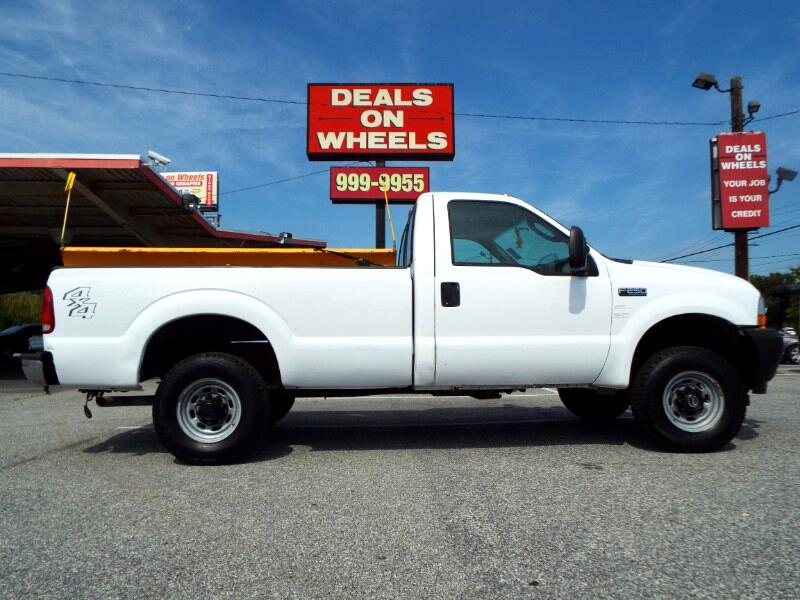 Ford F-250 SD XL 4WD 2003