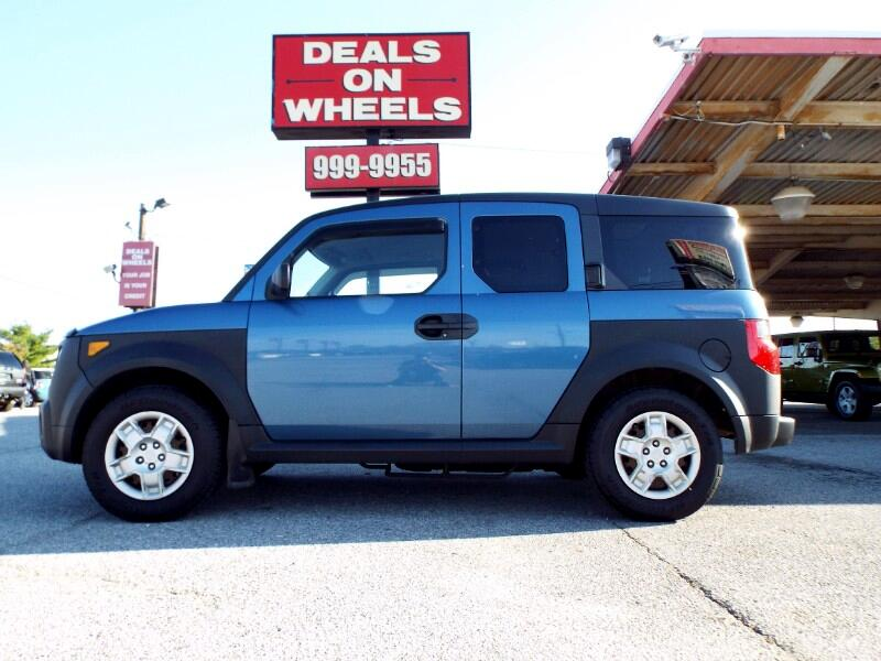 Honda Element LX 4WD MT 2008