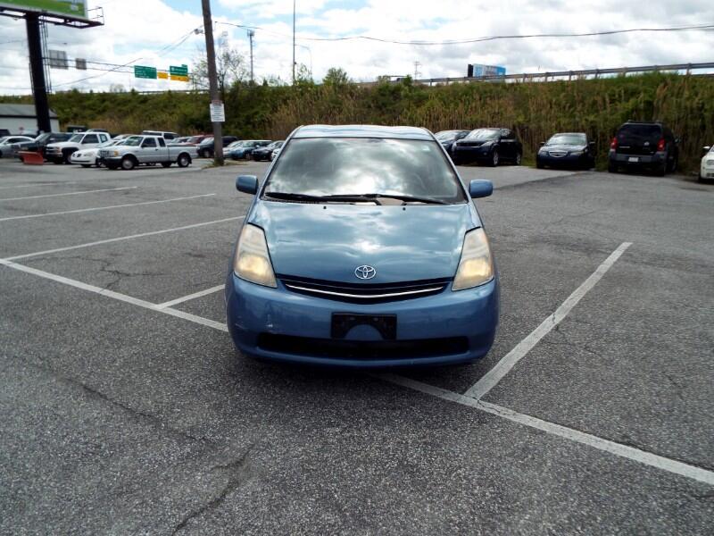 Toyota Prius 4-Door Liftback 2007