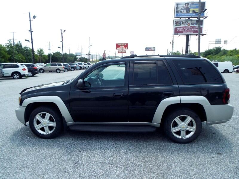 Chevrolet TrailBlazer LT2 4WD 2008