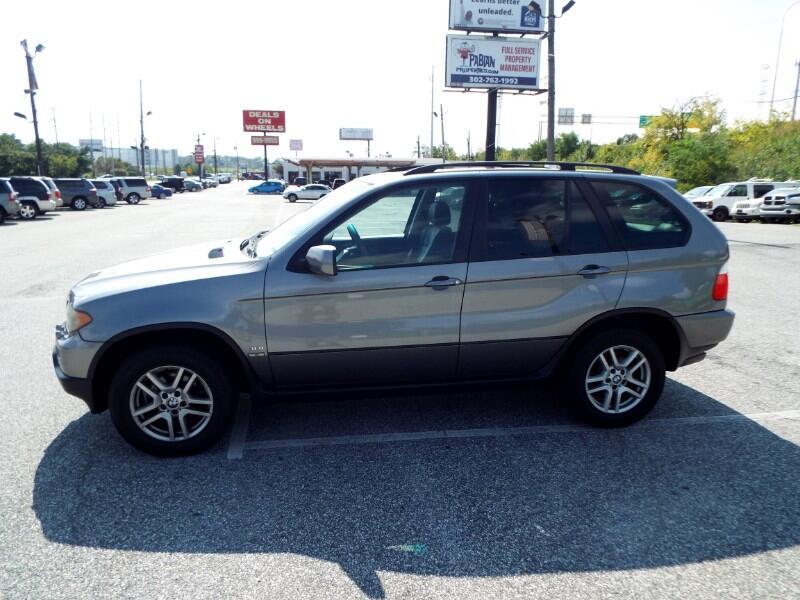 BMW X5 3.0i 2005