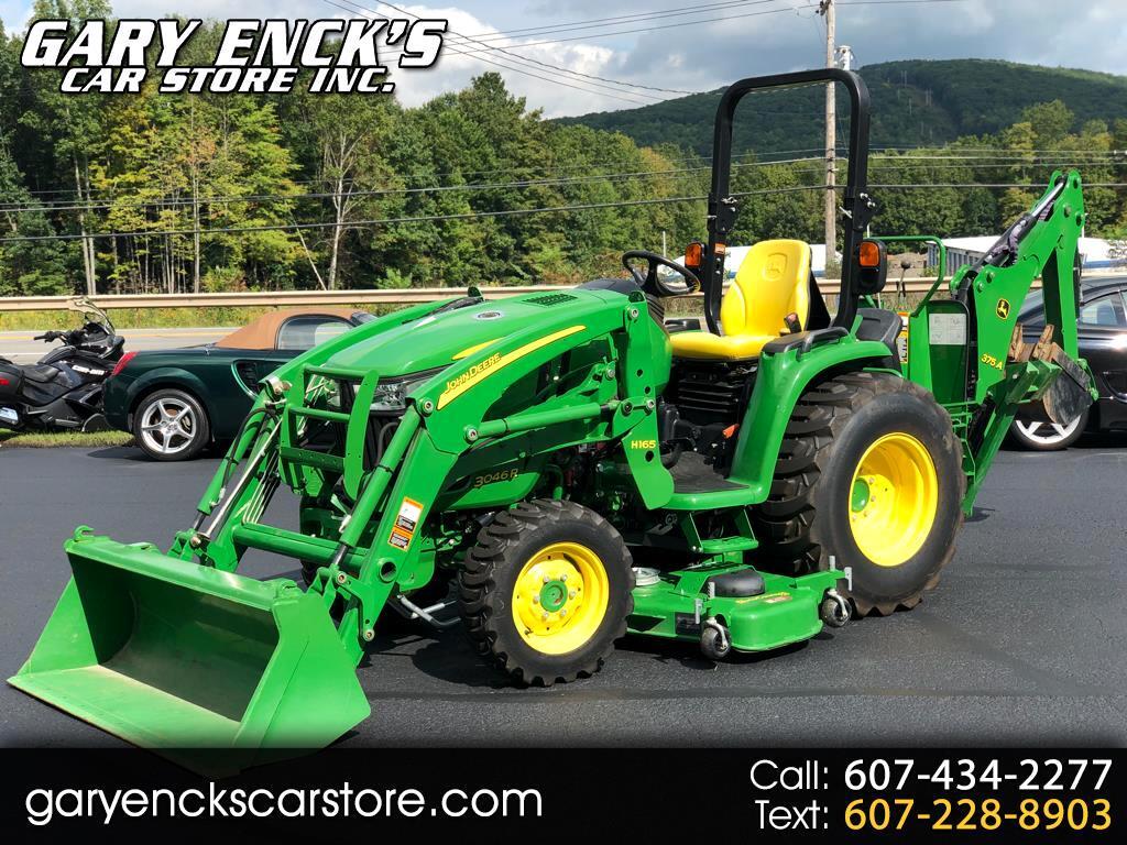 2017 John Deere Tractor 3046R