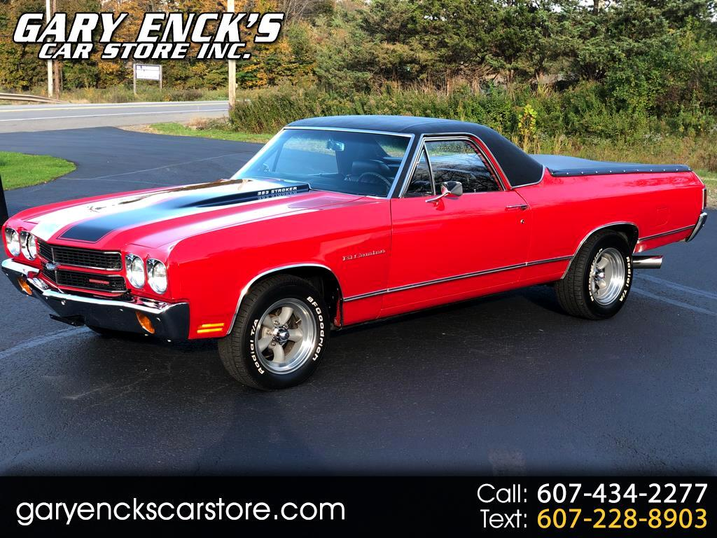 1970 Chevrolet El Camino Regular Cab 2WD