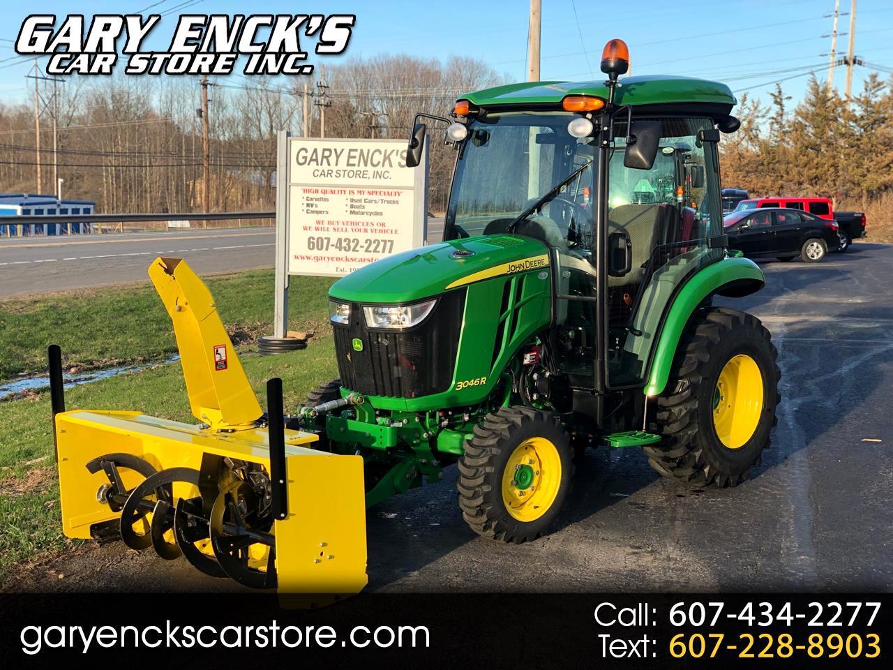 2016 John Deere Tractor 3046R