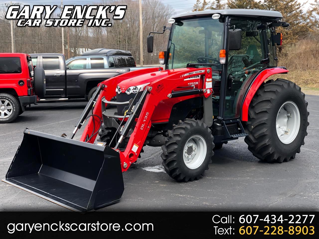 2019 Massey Ferguson Farm 1755M