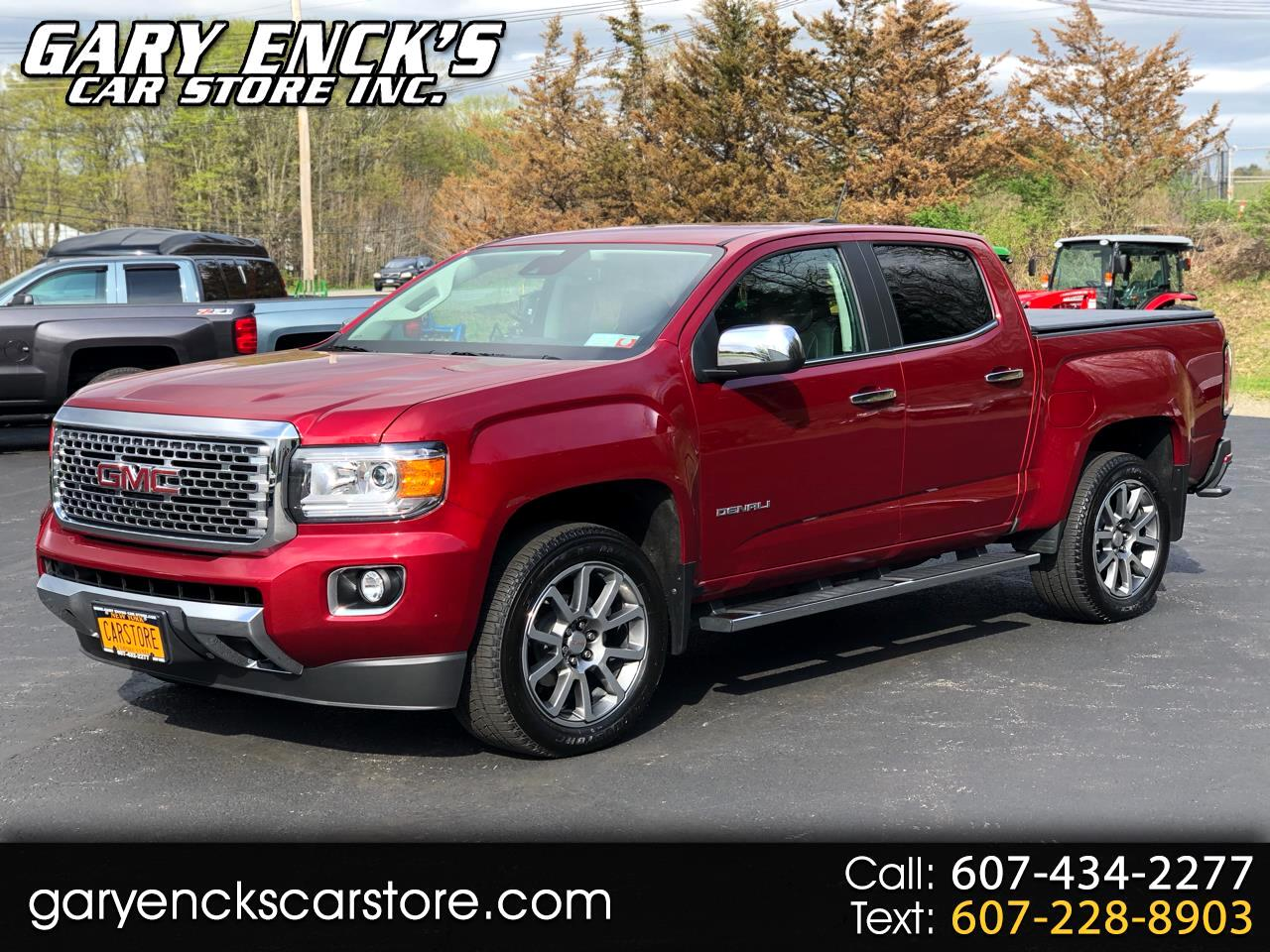 GMC Canyon Denali Crew Cab 4WD Long Box 2019