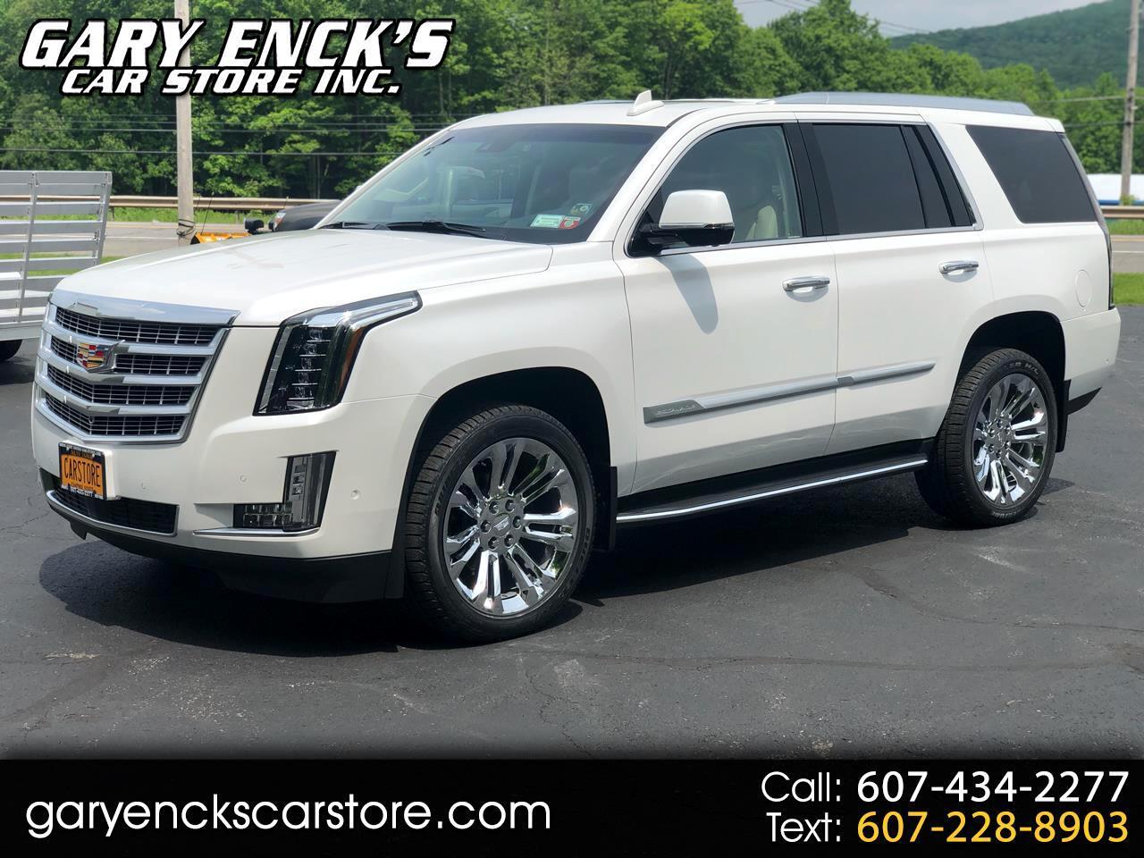Cadillac Escalade Premium 4WD 2019