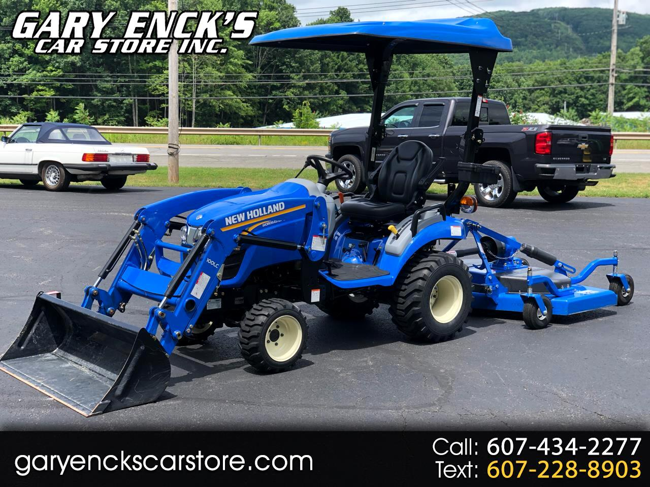 New Holland Workmaster  2018