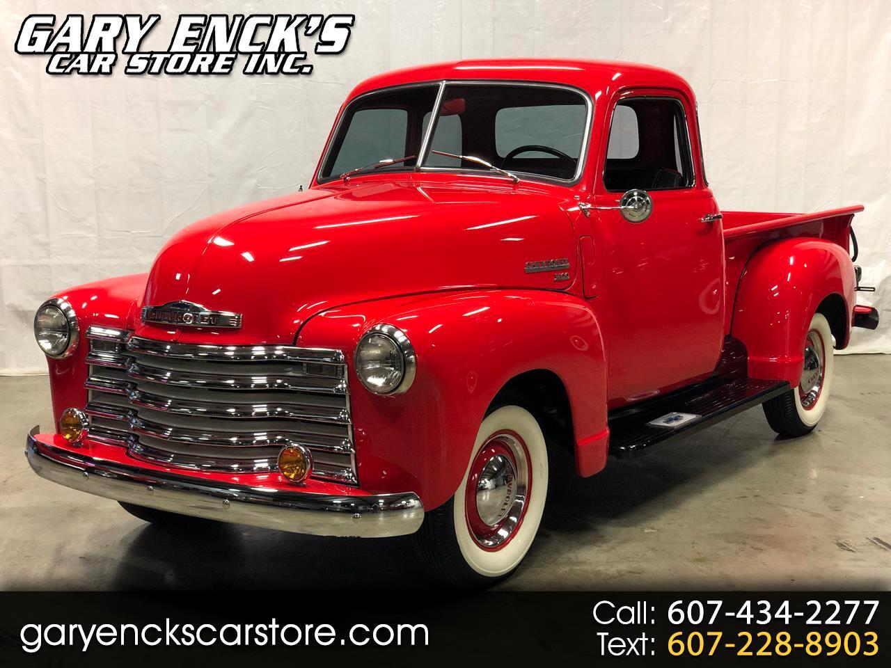 Chevrolet 3100  1950