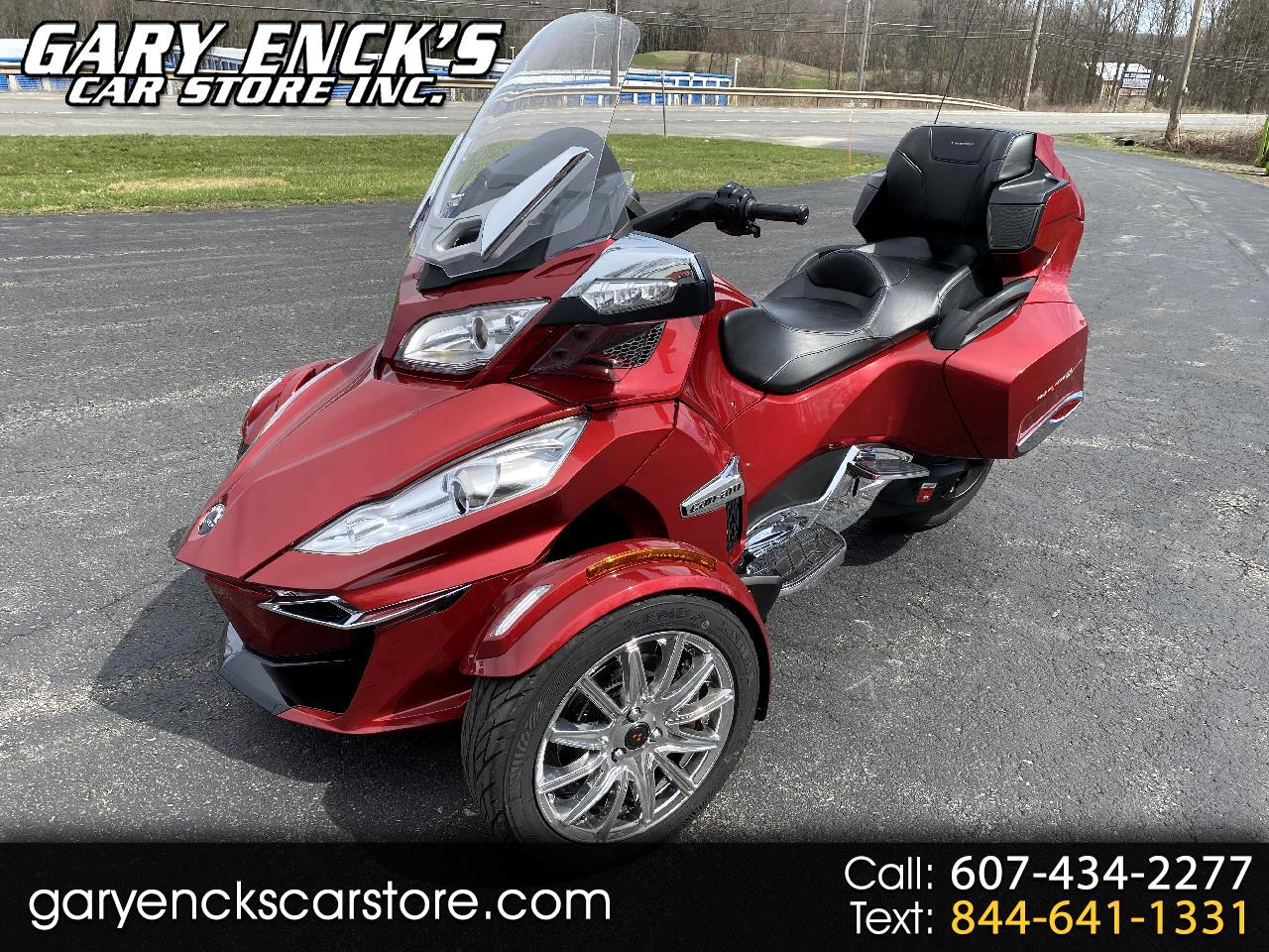 Can-Am Spyder Limited 2015