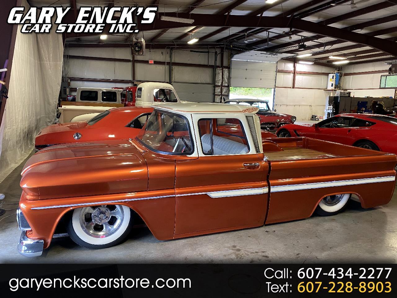 Chevrolet Pickup  1962