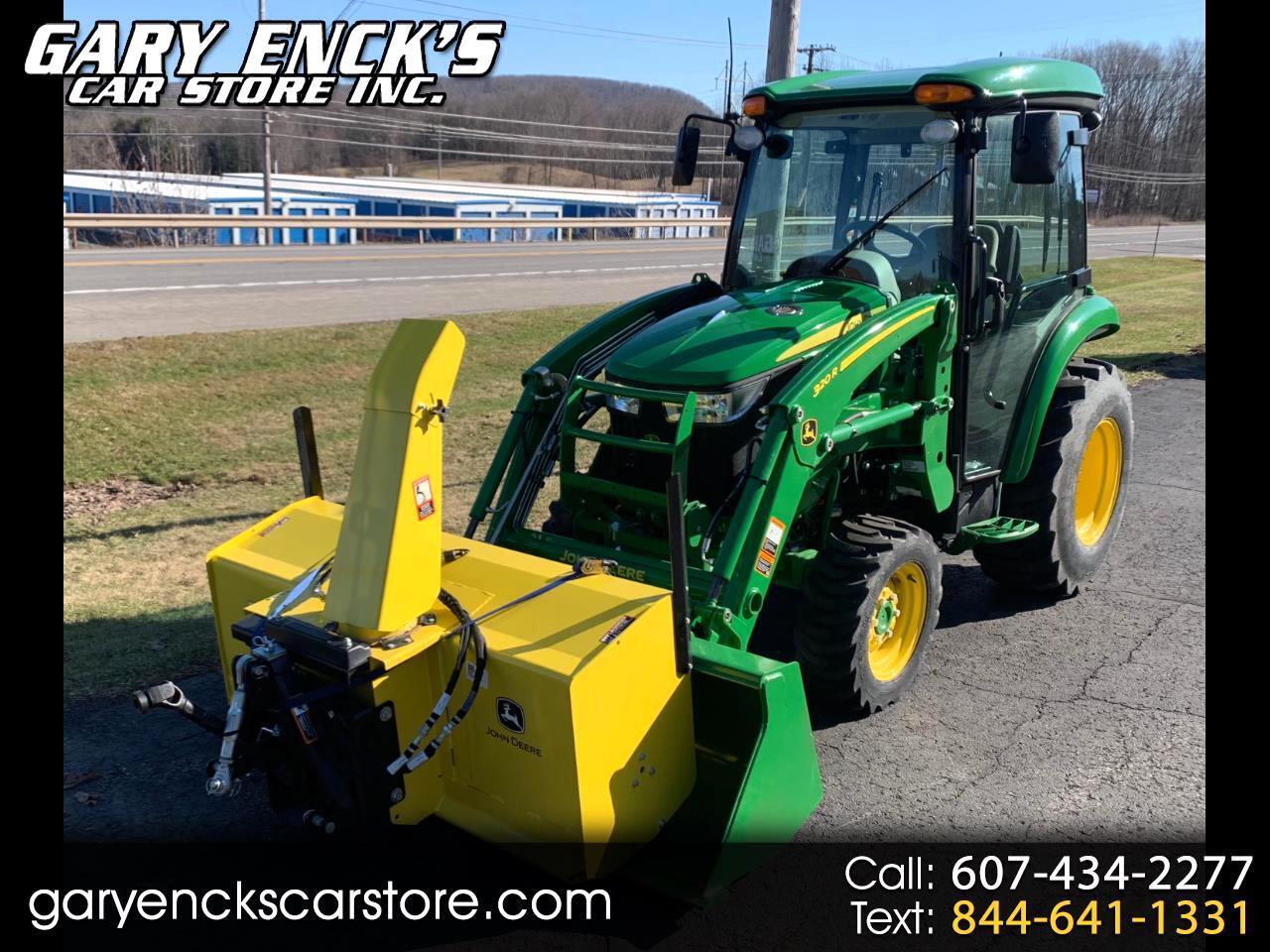 John Deere Tractor  2019