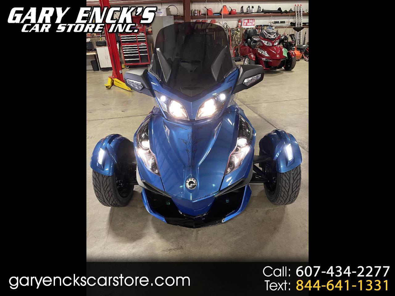 Can-Am Spyder RT/RTS/RT Limited  2018