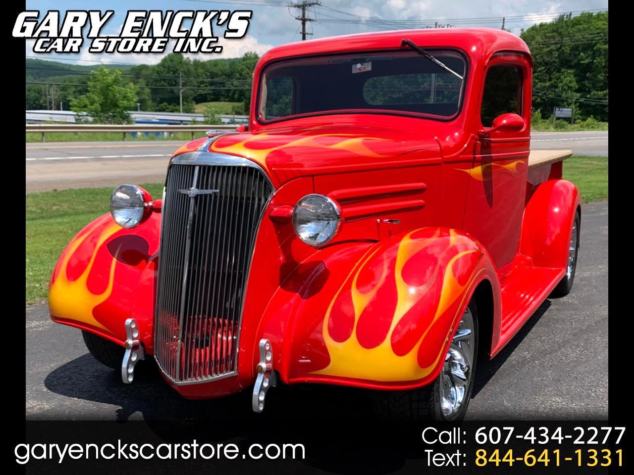 Chevrolet Trucks Pickup  1937