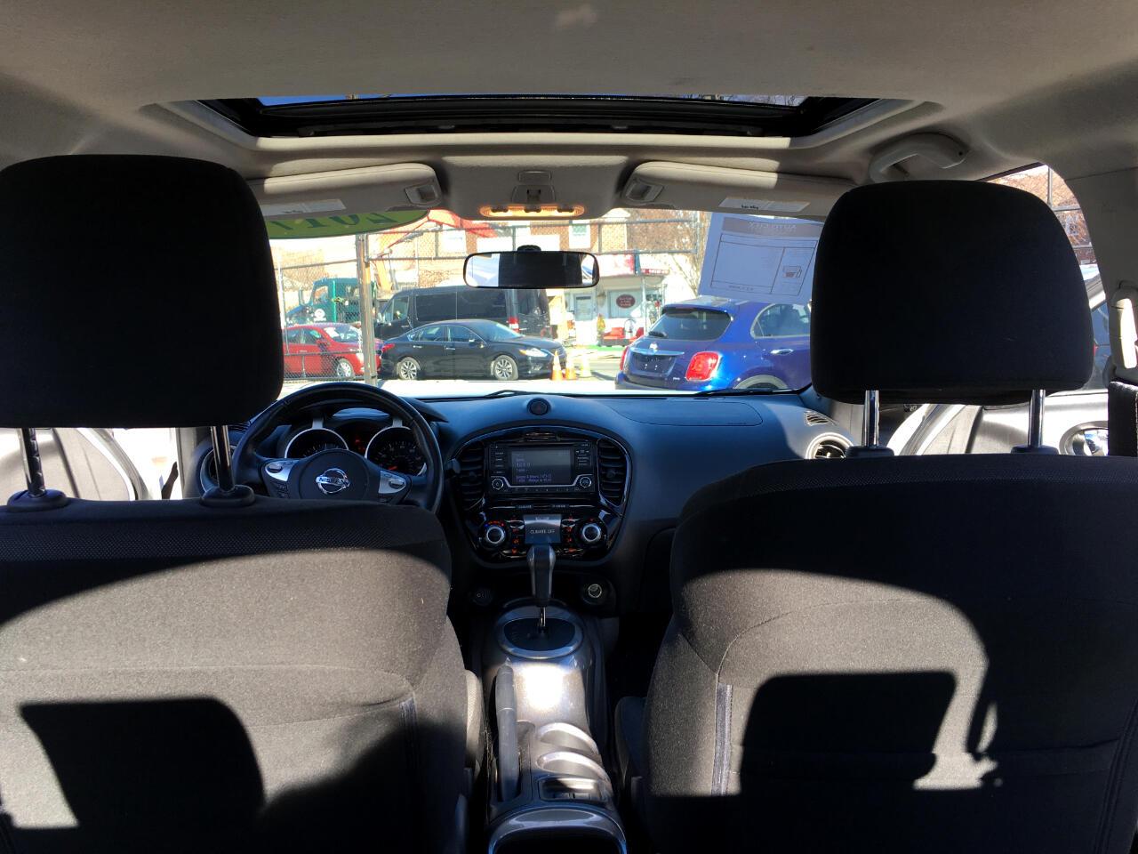 2017 Nissan Juke SV2W
