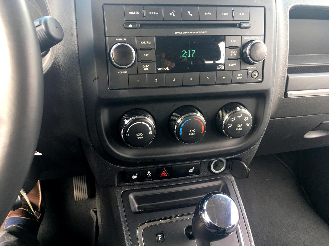 2016 Jeep Patriot Latitude 2WD