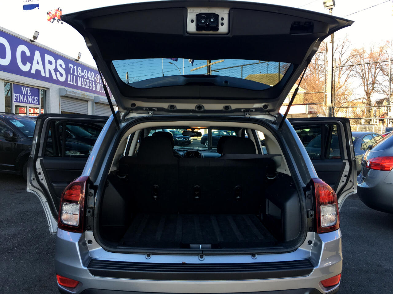 2016 Jeep Compass Sport 4WD
