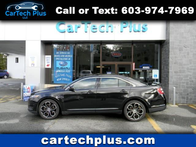 2013 Ford Taurus SHO AWD TWIN TURBO ECO-BOOST SEDANS