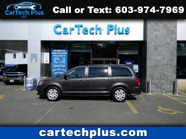 2016 Dodge Grand Caravan SE 7 PASSENGER MINI-VANS