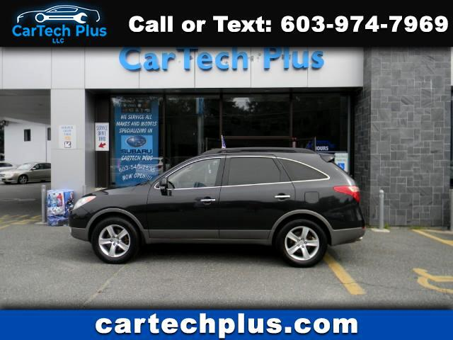 2008 Hyundai Veracruz LIMITED AWD 3.8L V6 FUEL FRIENDLY SUV'S