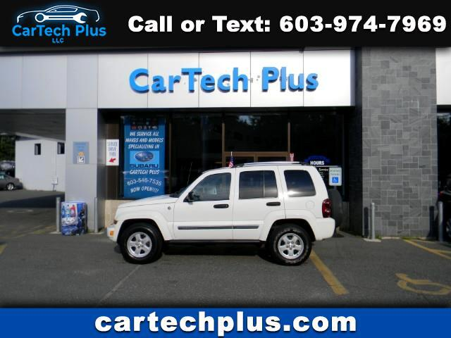 2006 Jeep Liberty 4D LIMITED 4WD COMPACT SUV'S
