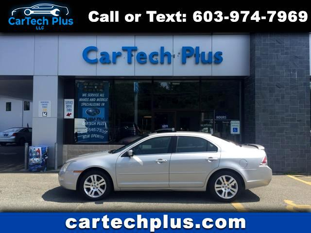 2007 Ford Fusion 4DR SEL AWD MID-SIZE SEDANS