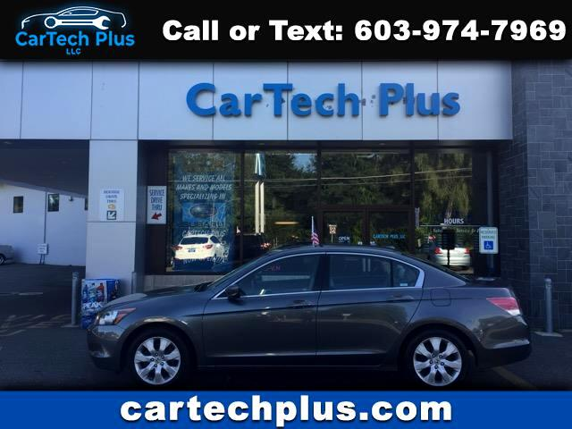 2008 Honda Accord EX-L 4DR GAS SIPPING SEDANS