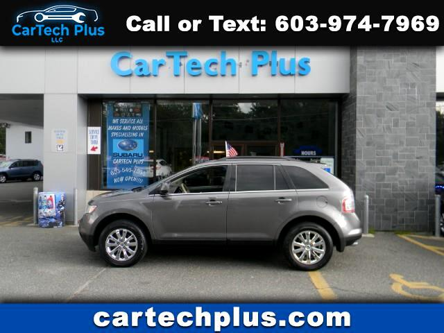 2010 Ford Edge 4DR LIMITED MID-SIZE SUVS