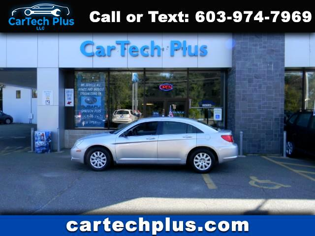 2007 Chrysler Sebring 4DR MID-SIZE GAS SIPPING SEDANS