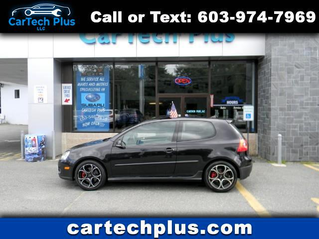 2008 Volkswagen GTI 2.0T GTI HATCHBACK TURBO AUTOMATIC