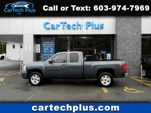2011 Chevrolet Silverado 1500 LT EXT. CAB 4WD 5.3L V8 PICK-UP TRUCKS