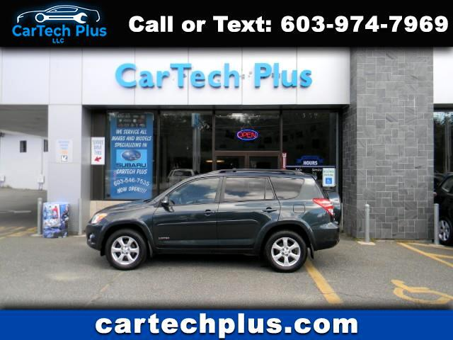 2011 Toyota RAV4 LIMITED V6 4WD COMPACT SUV'S