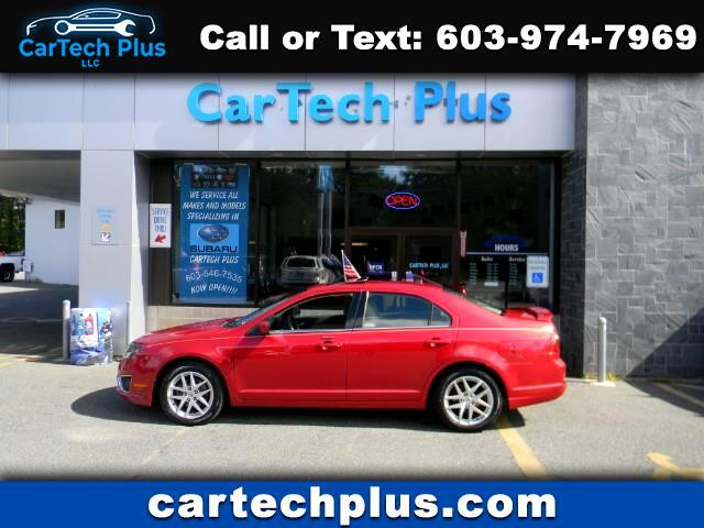 2011 Ford Fusion SEL AWD V6 MID-SIZE SEDANS