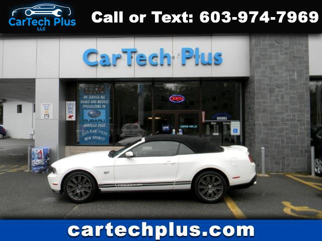 2010 Ford Mustang GT CONVERTIBLE V8 AUTOMATIC SPORTS CAR