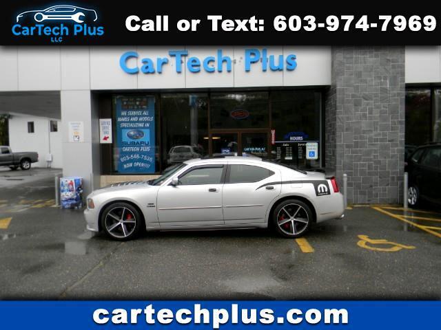 2007 Dodge Charger SRT8 FULL SIZE 6.1L V8 SPORTS SEDAN