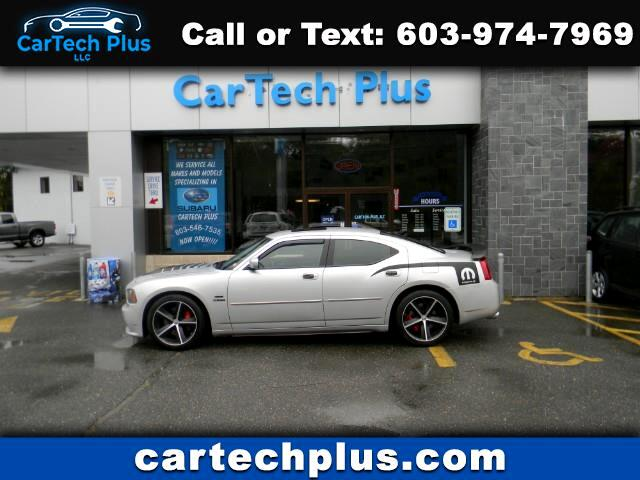 2007 Dodge Charger SRT8 FULL SIZE 6.1L V8 SPORTS SEDAN