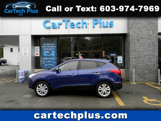 2012 Hyundai Tucson 4DR LIMITED AWD GAS SIPPING SUV