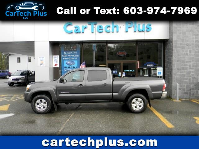 2009 Toyota Tacoma DOUBLE CAB LONG BED 4WD V6 AUTOMATIC TRUCKS