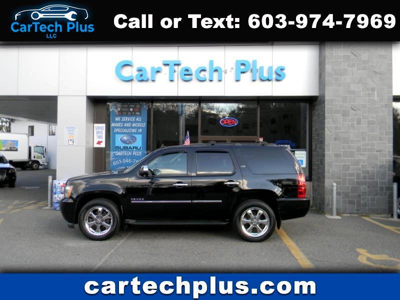 2010 Chevrolet Tahoe LTZ 4WD 7 PASSENGER FULL SIZE SUV'S