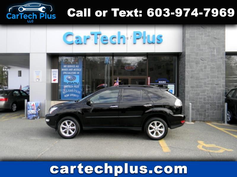 2009 Lexus RX 350 AWD MID-SIZE LUXURY SUV'S