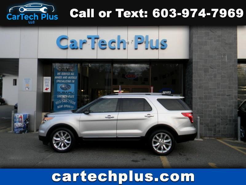 2013 Ford Explorer XLT 7 PASSENGER MID-SIZE SUV