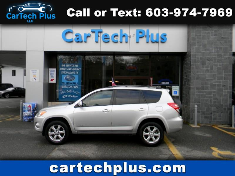 2009 Toyota RAV4 LIMITED V6 4WD RELIABLE SUV'S
