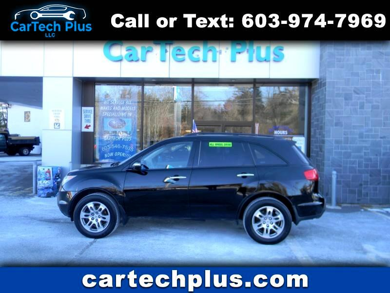 2009 Acura MDX MID SIZE LUXURY SUV WITH TECH PACKAGE