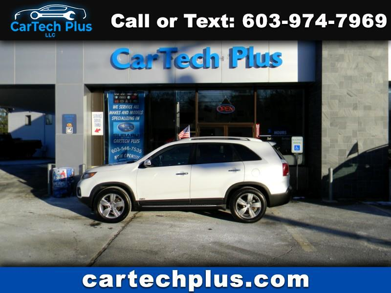2012 Kia Sorento EX V6 AWD MID SIZE SUV WITH 7 PASSENGER SEATING