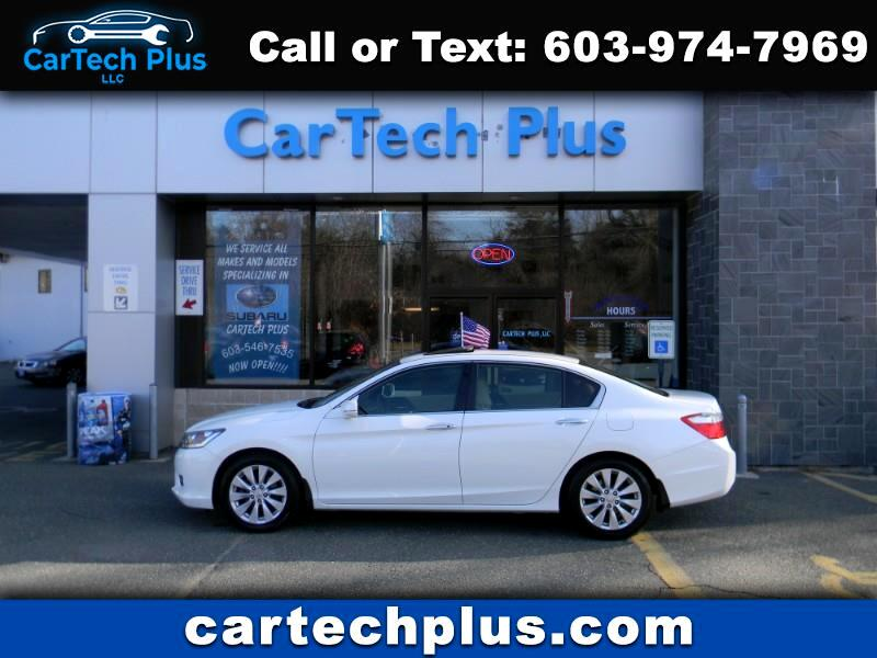 2013 Honda Accord EX 4-DR MID-SIZE GAS SIPPING SEDANS
